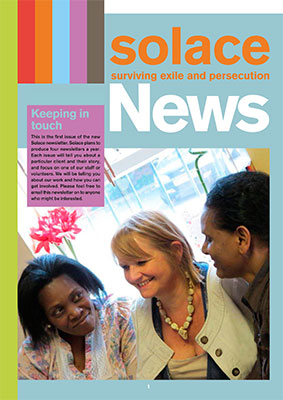 Solace News Letter - download here